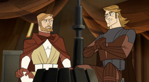 ObiWan and Anakin
